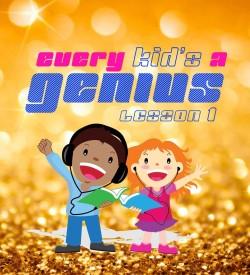 Every Kid's A Genius: Lesson 1 Album Cover