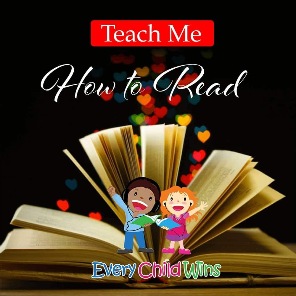 Teach Me How To Read Cover