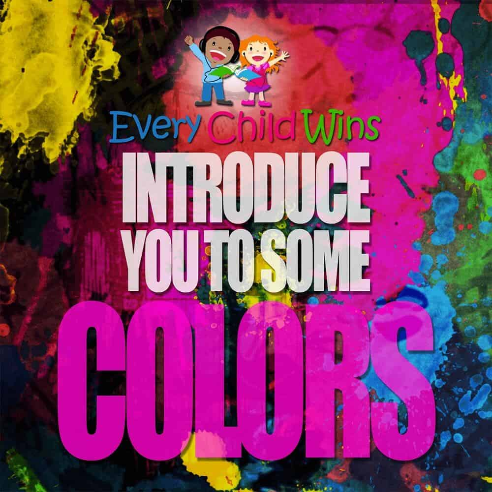 Introduce You To Some Colors Cover