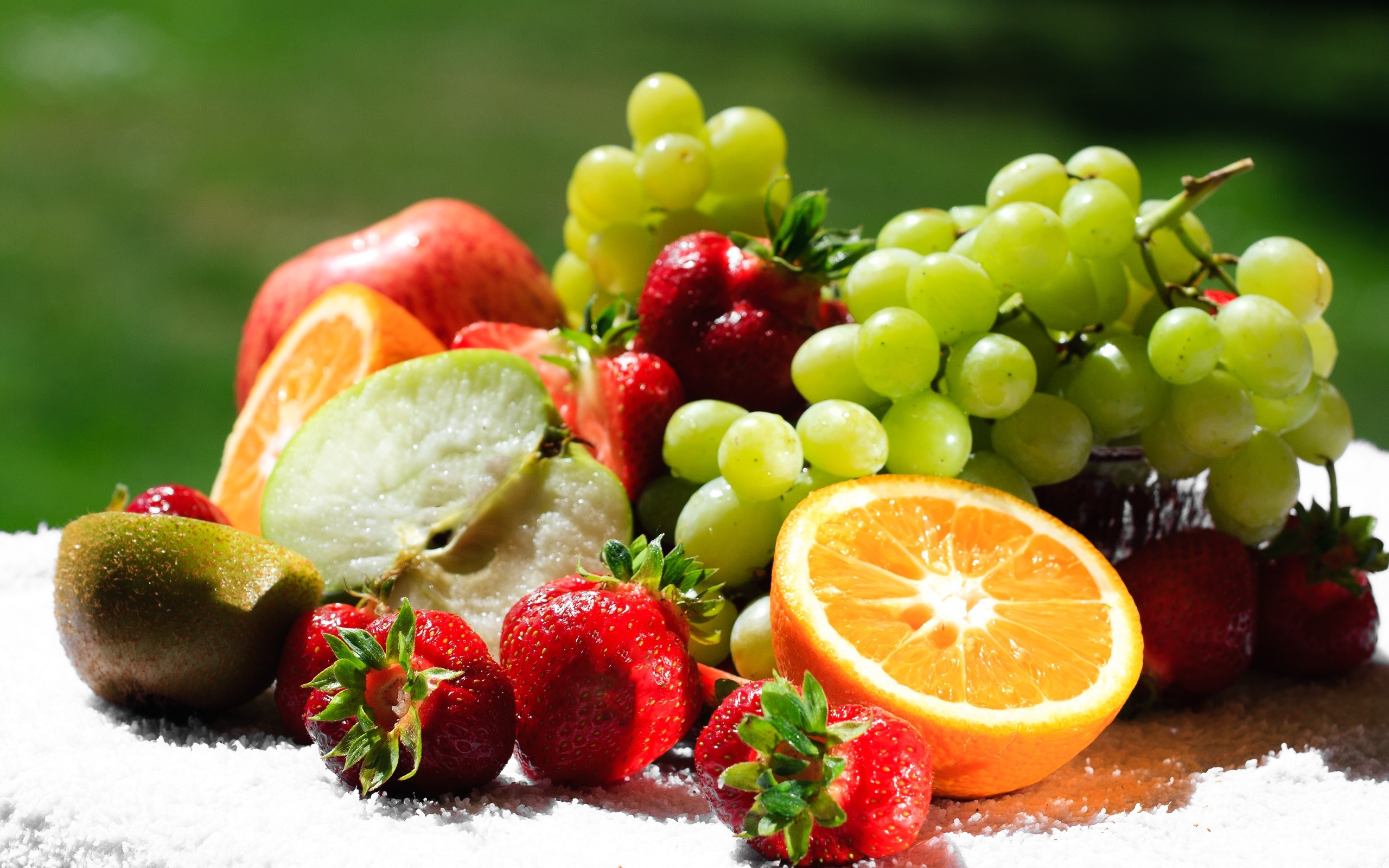 Fresh Fruits and Vegetables to Boost Baby's IQ