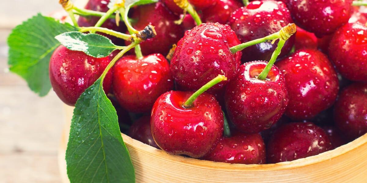 Cherries - Healthy Snack for Kids