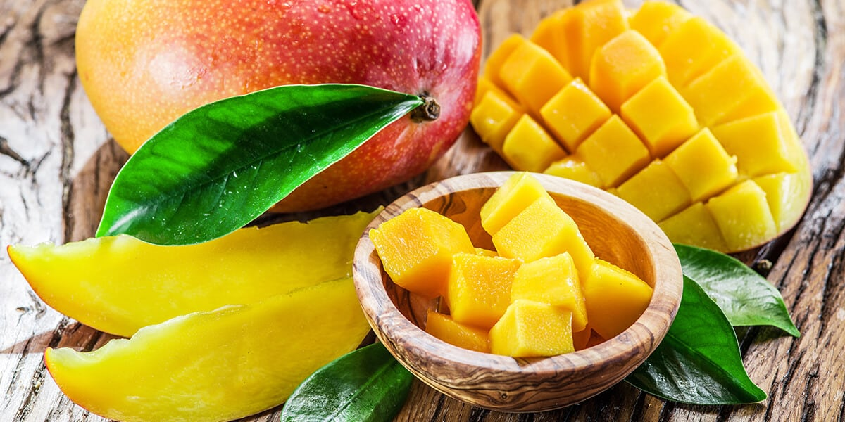 Mangoes - Healthy Snack Idea for Kids