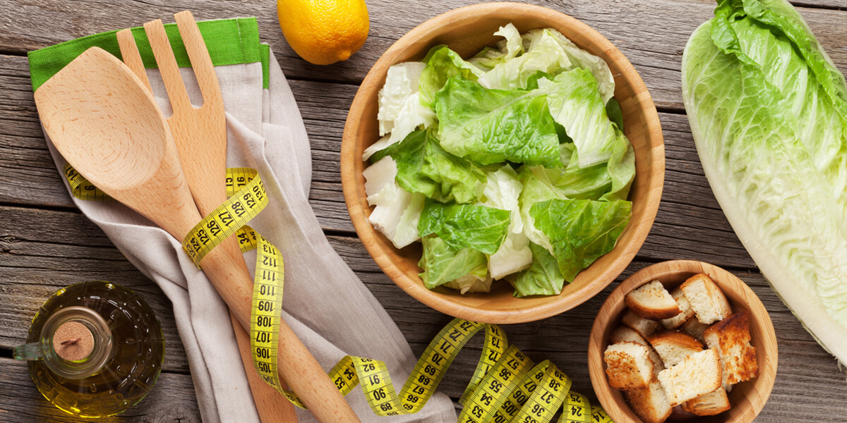 Romaine Lettuce - Healthy Salad Recipes for Kids