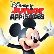 Best Educational Preschool Apps: Disney Junior Appisodes