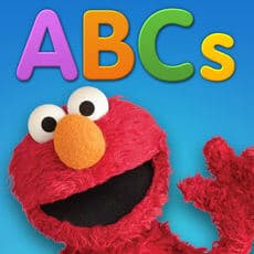 Best Educational Preschool Apps: Elmo Loves ABCs