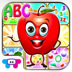 Best Educational Preschool Apps: Preschool Memory Match and Learn