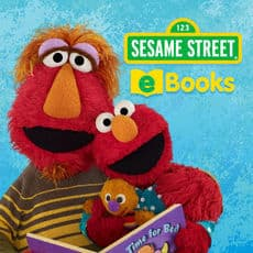 Best Educational Preschool Apps: Sesame Street eBooks for iPad