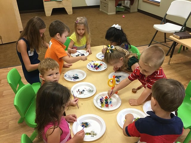 Pre-K Guidelines: Kindergarten Kids Doing Fun Activities