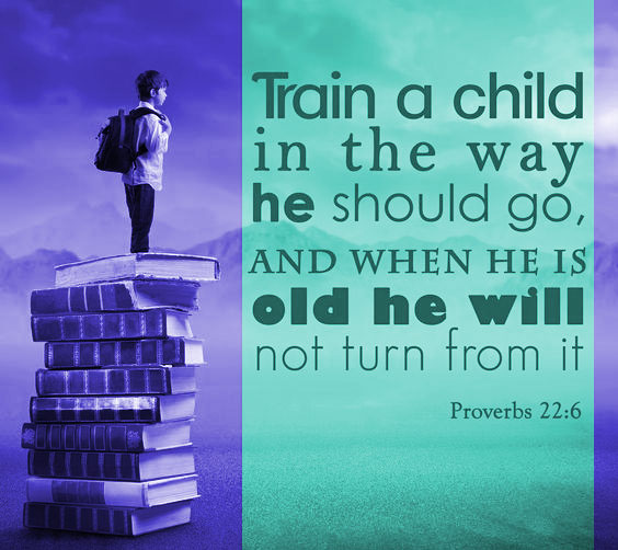 Universal Pre-K Guidelines: Proverbs 22:6