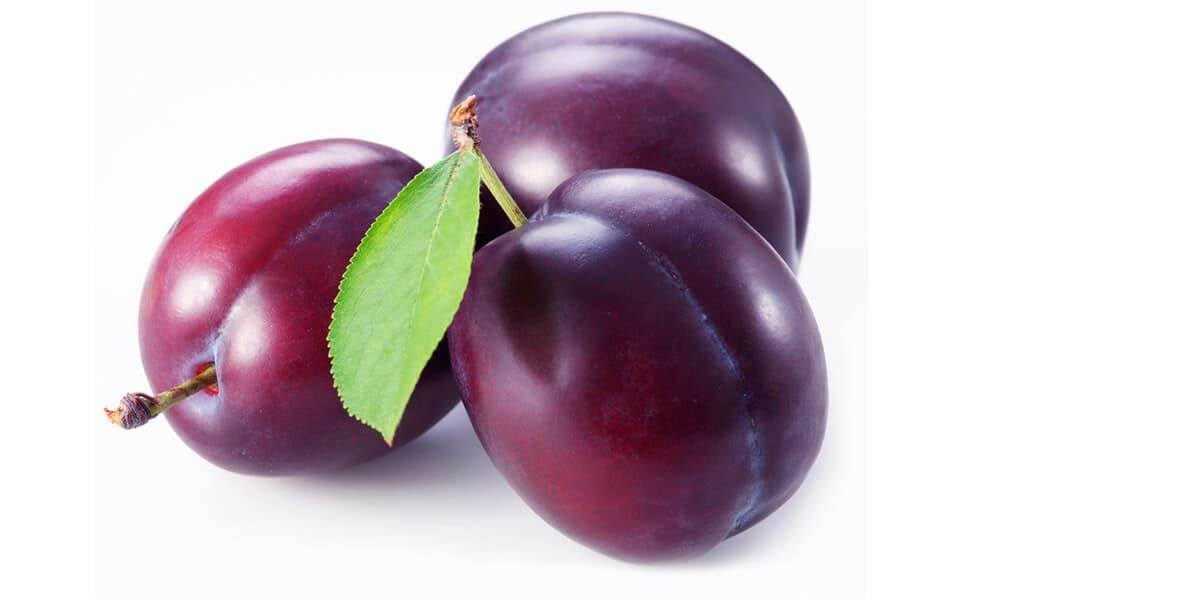 Healthy Food for Kids: Plums
