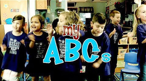 Crazy ABCs Kids Video