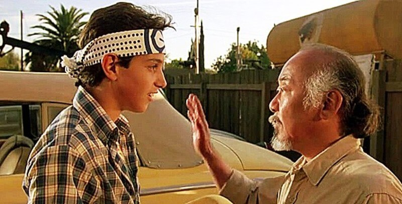 Mr. Miyagi Parenting Quote: You trust the quality of what you know, not quantity.