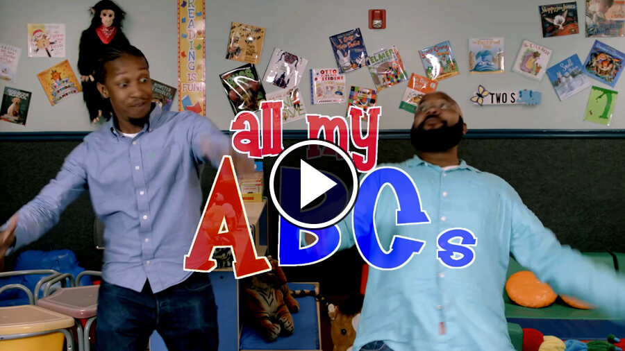 Crazy ABCs official kids video